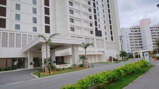 アラマハイナコンドホテル駐車場