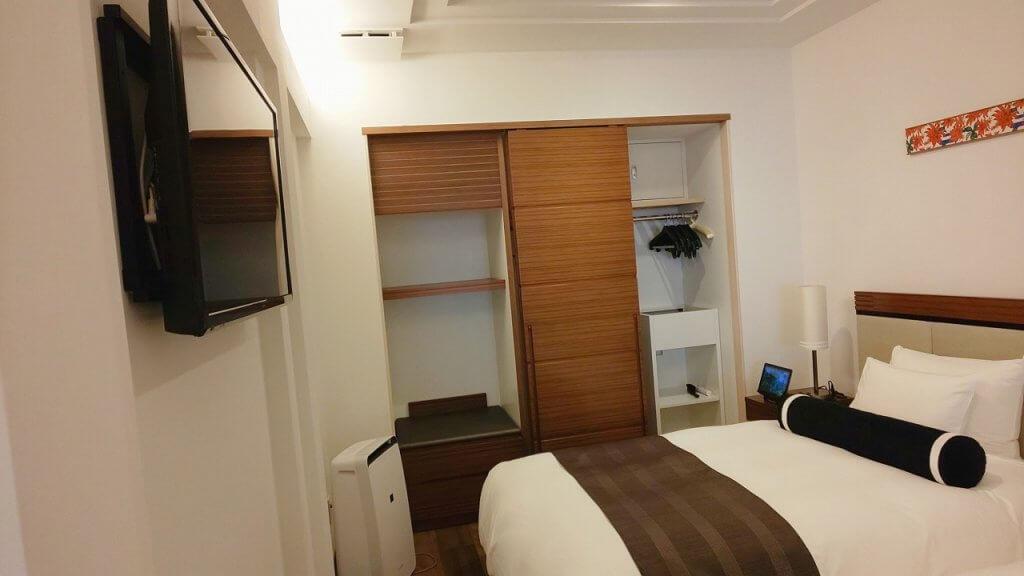 アラマハイナコンドホテル部屋テレビ