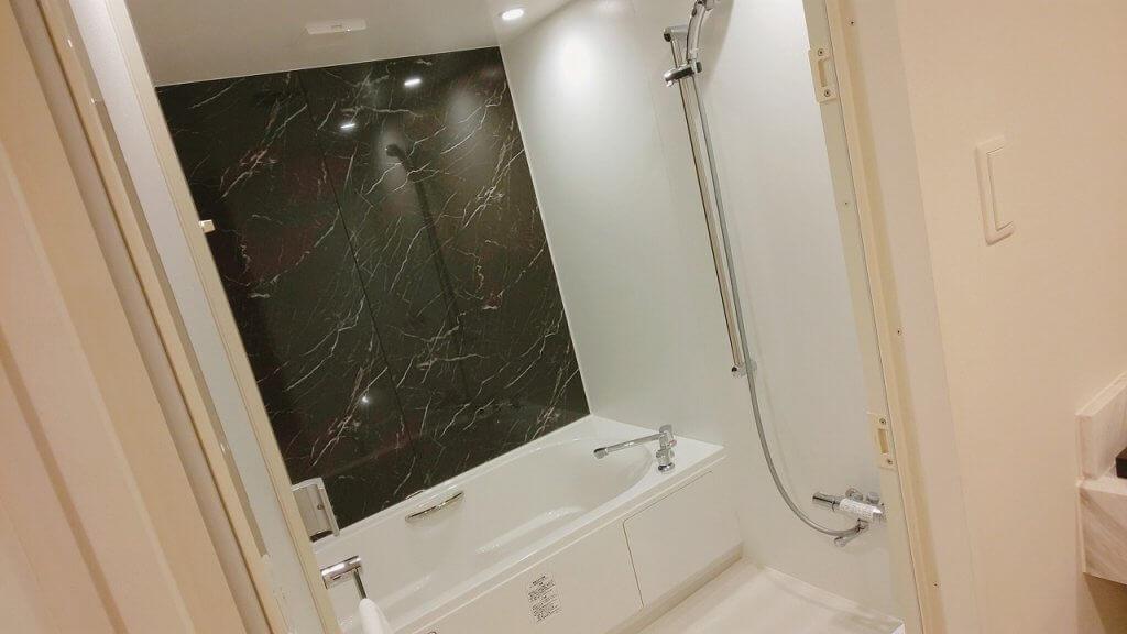 アラマハイナコンドホテル部屋バスルーム