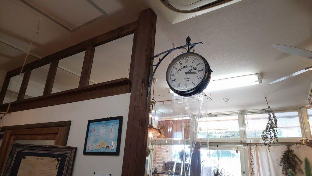 グランジュテ時計