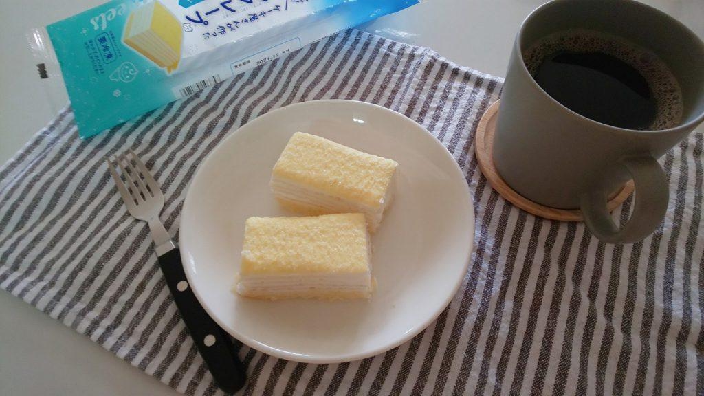 ドンレミーアイスミルクレープ