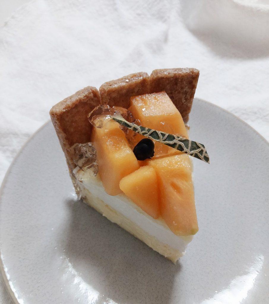 宮古島メロンキセキノチーズケーキ
