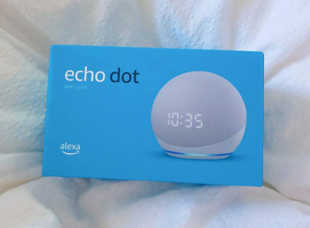 第4世代Echo Dotアレクサ